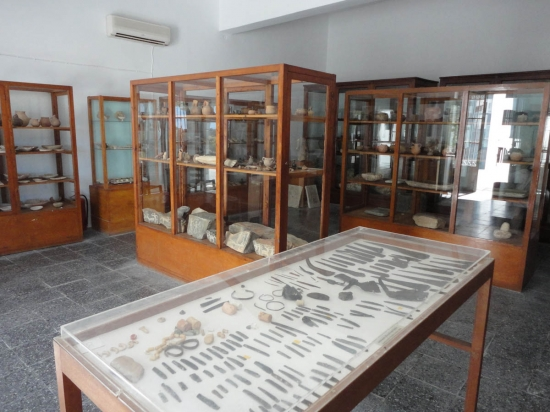 Archaeological Museum of Apiranthos